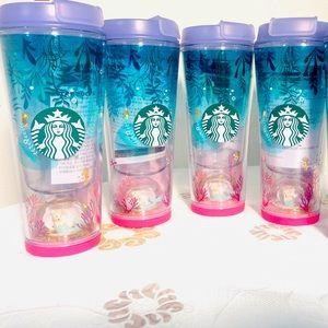 Starbucks Water Ball Bottle